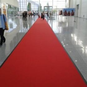 Roter Teppich auf der #Photokina