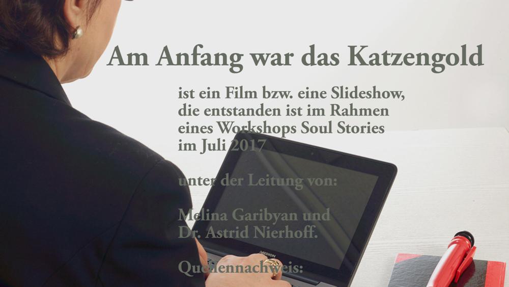 Bild aus dem Film Katzengold von Angelika Albrecht