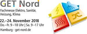 Logo Messe GET-Nord in Hamburg
