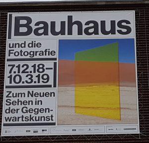 Bauhaus-Ausstellung Düsseldorf, Fotografie, Neues Sehen, Foto: AAlbrecht