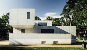Bauhaus100, Meisterhäuser Dessau, Foto: Tillmann Franzen