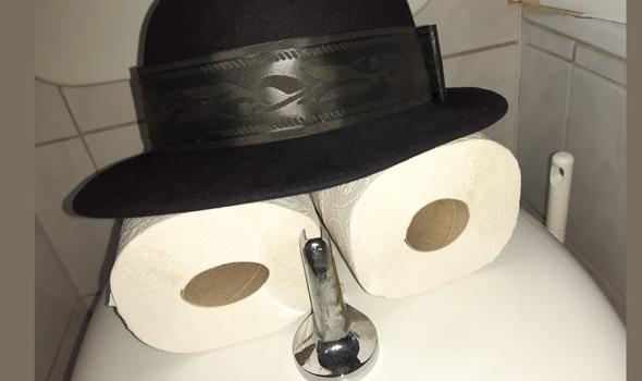 Toilettenpapier hatte 2020 eine besondere Bedeutung