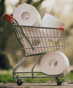 Mit oder ohne Internationalem Tag des Toilettenpapiers: Man kann nie genug Toilettenpapier haben