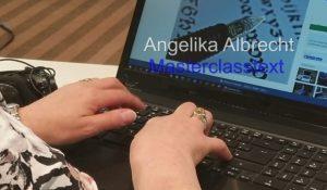 Angelika Albrecht bietet Kurse in verständlicher Kommunikation